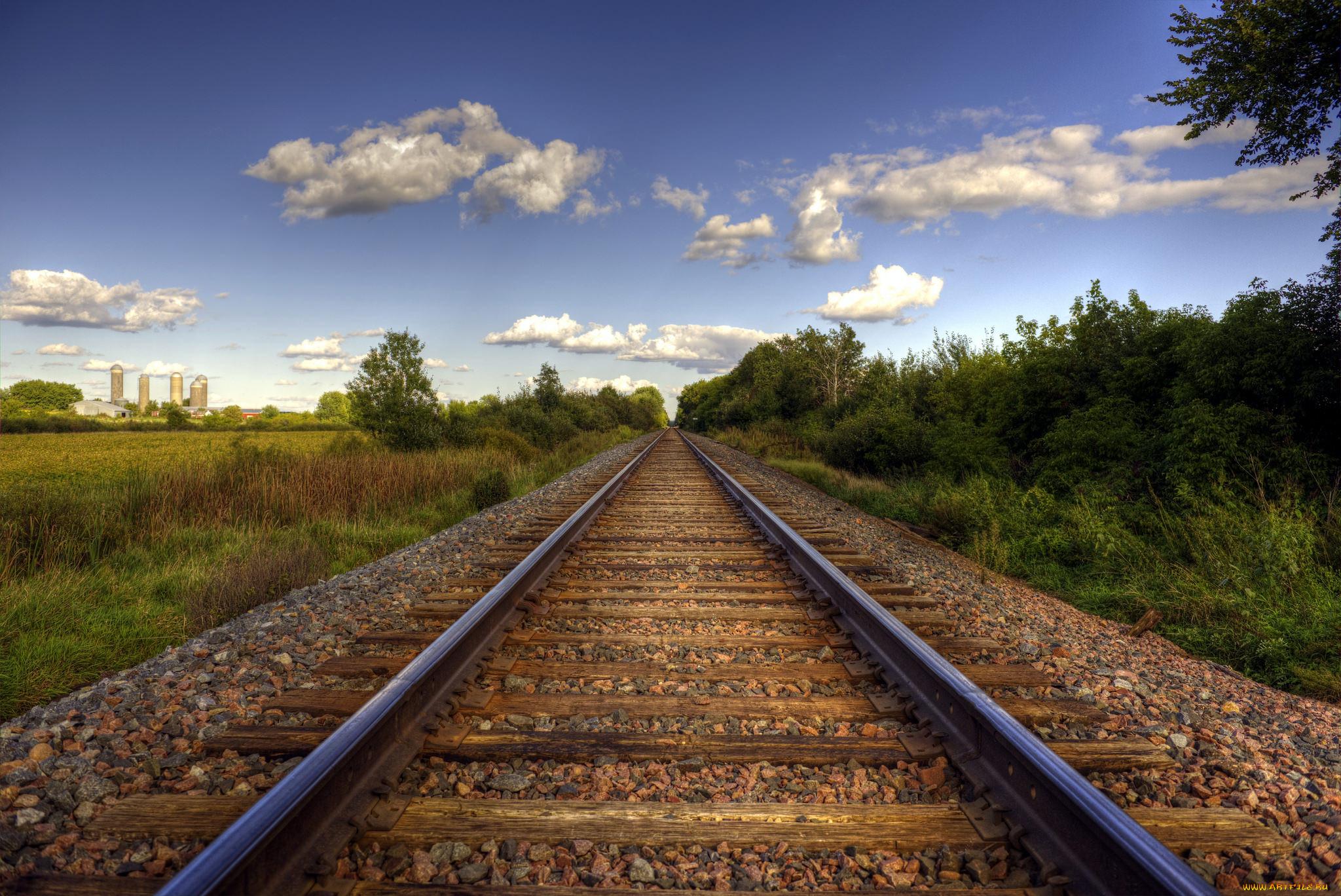 появлением качественные фото железной дороги сдерживание